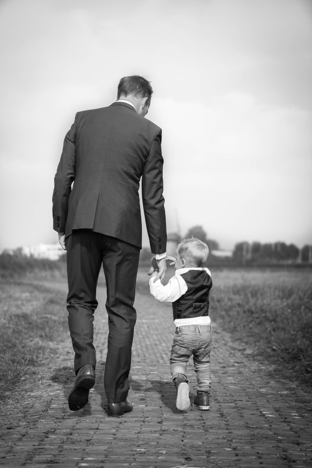 List otcom a mužom...